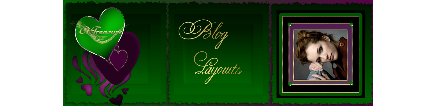 Rainy's Blog Layouts