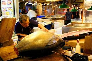Tempat Wisata Di Tokyo - Tsukiji Market