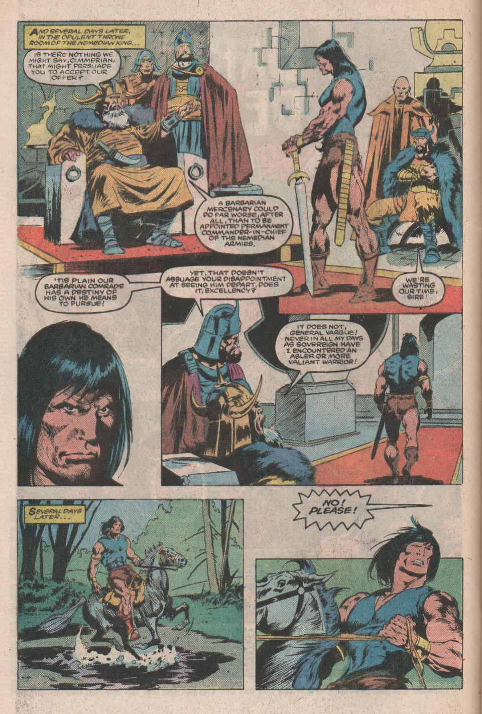 Conan the Barbarian (1970) Issue #171 #183 - English 3