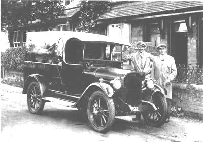 1945 Chevrolet Panel Truck