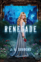 book cover of Renegade by J.A. Souders