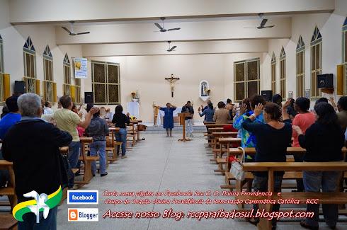 Aniversário do Grupo de Oração Santissima Trindade  2014