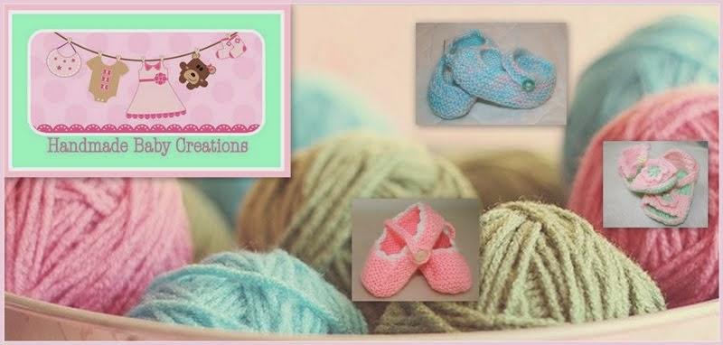 Handmade Baby Creations