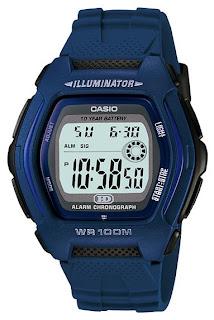 jam tangan casio hdd-600c-2av