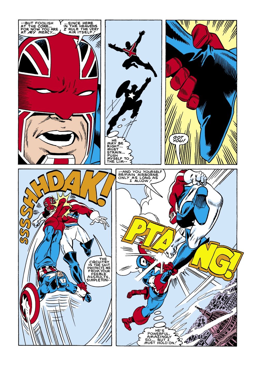 Captain America (1968) Issue #305 #233 - English 14