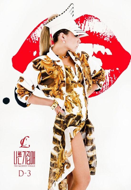 MV CL 2NE1 - The Baddest Female