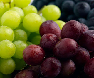 grapes for fat reducing