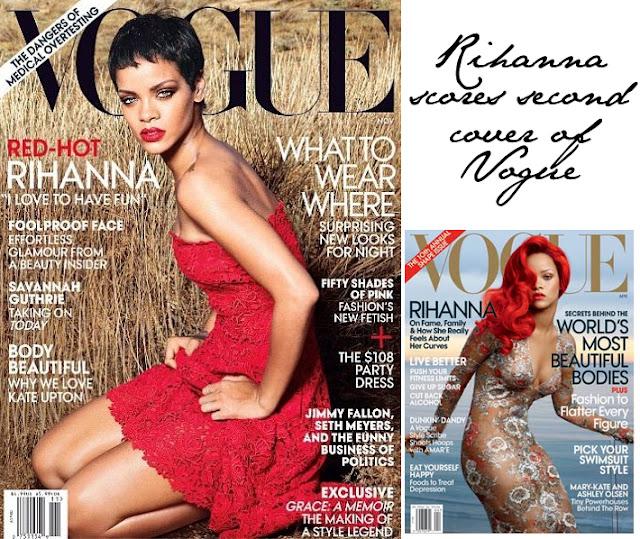 Rihanna Vogue November 2012