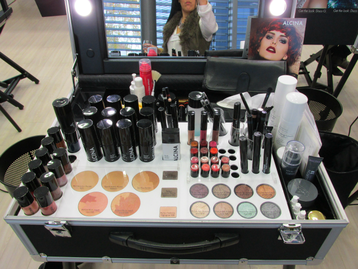 ALCINA Makeup Beauty Event - Makeup Koffer