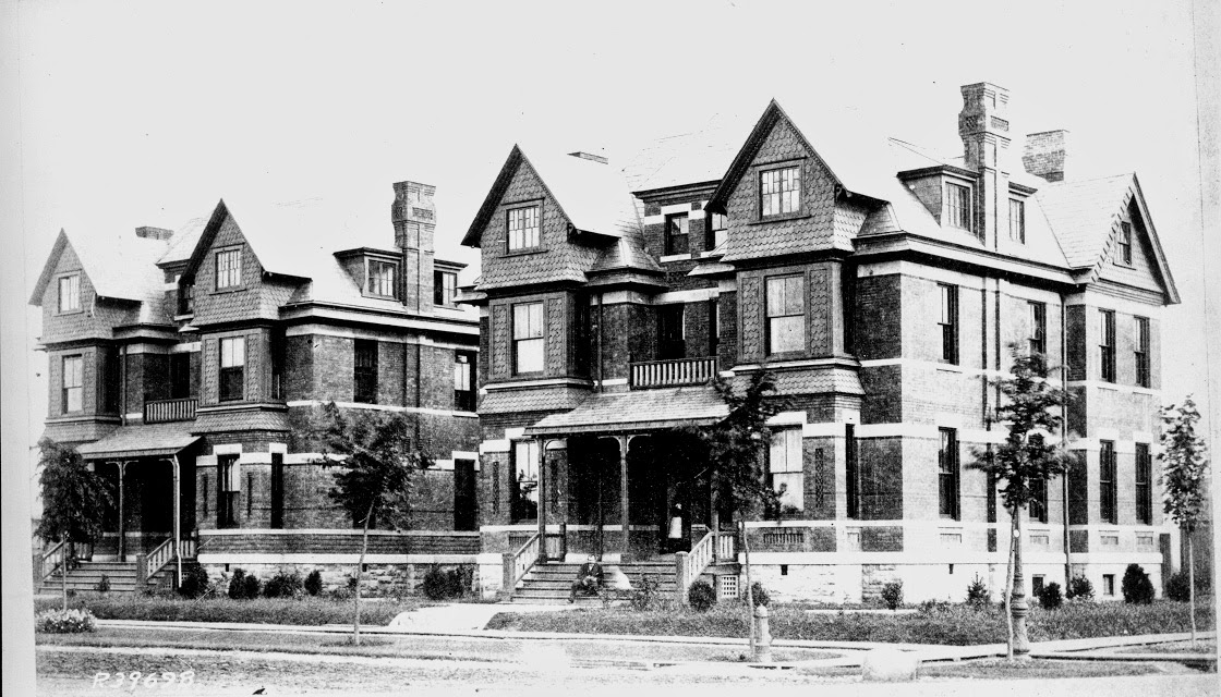 Heroes heroines and history pullman illinois a for National homes corporation floor plans