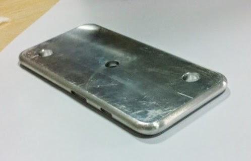 iPhone 6 外殼模具流出