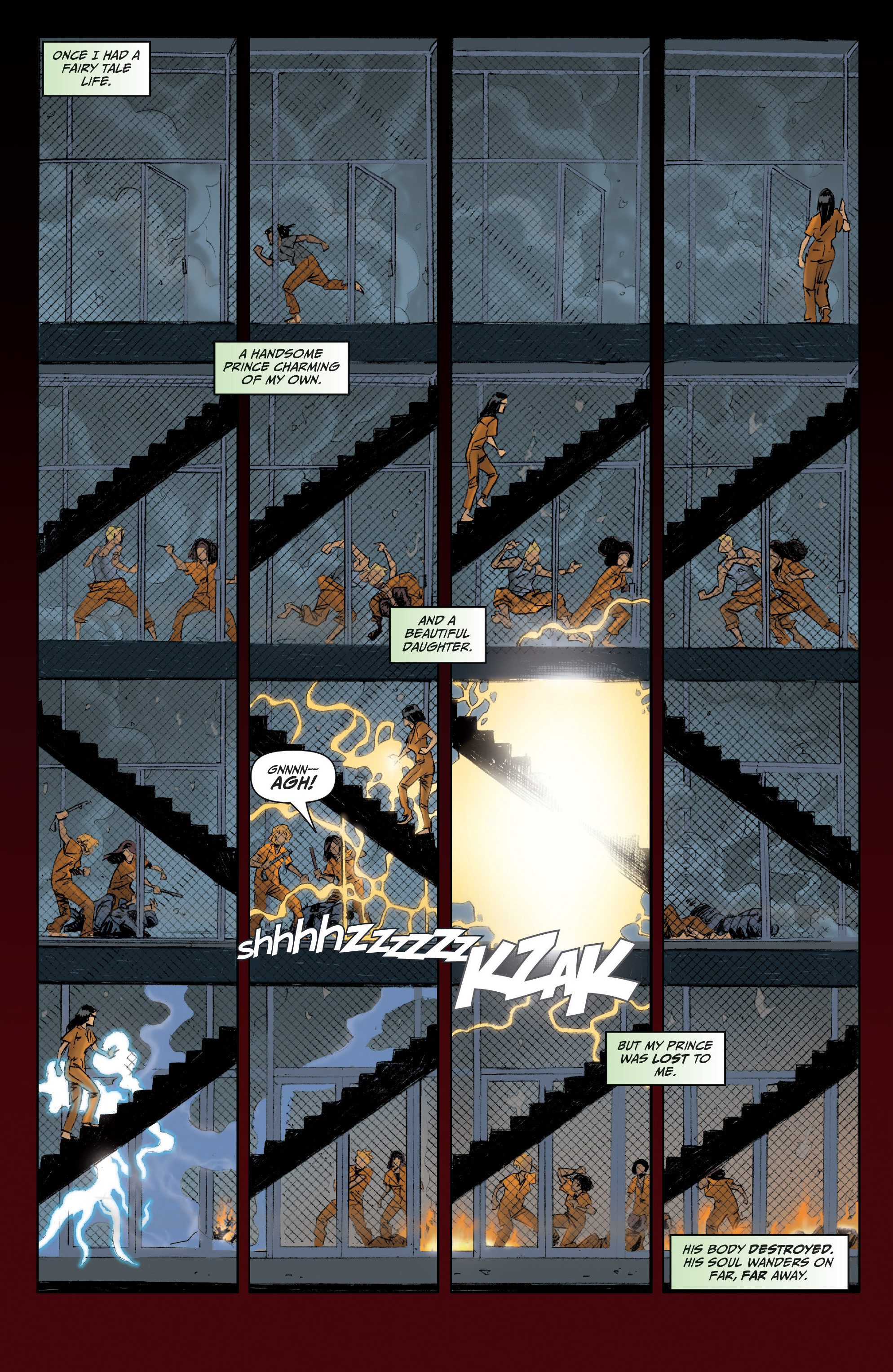Grimm Fairy Tales (2005) Issue #76 #79 - English 21
