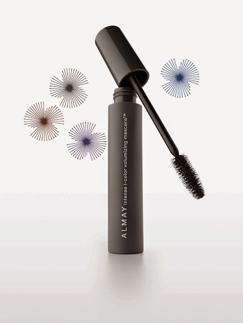 Get the look!: Almay Intense i-Color Volumizing Mascara, Beauty, Review, Tutorial, Almaypicnic, Toronto, Canada, Ontario, Melanie.Ps, The Purple Scarf, Makeup