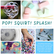 Pop! Squirt! Splash! Book