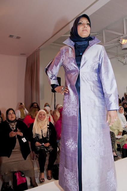 Hot Dowh Muslimah Hijab Fashion Show 11 Gambar Blog Dowh