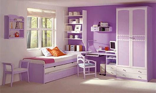 Colores Para Dormitorios Pequeños Dormitorio Pequeño Para Niña