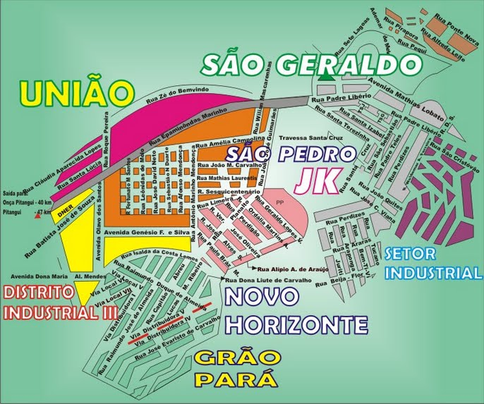 São Geraldo - Pará de Minas