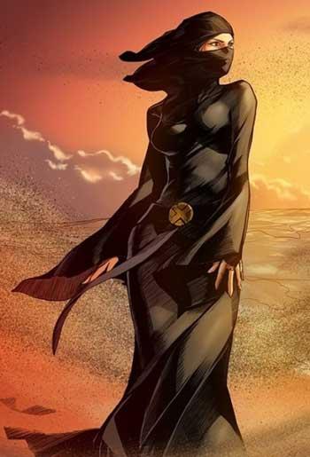 6 Superhero Muslim Di Komik Marvel DC