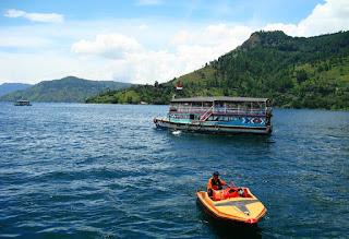 Tempat Wisata di Sumatera Utara Danau Toba