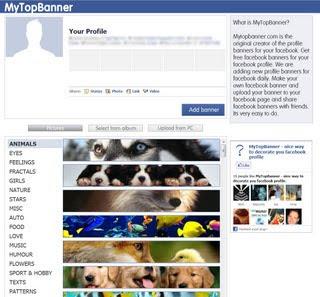 банери за Facebook