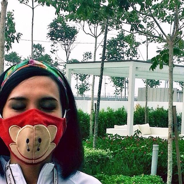 topeng mask jerebu penunggang motor stylo dan fancy, macam mana dan apakah cara terbaik untuk mencegah penyakit-penyakit akibat daripada jerebu,