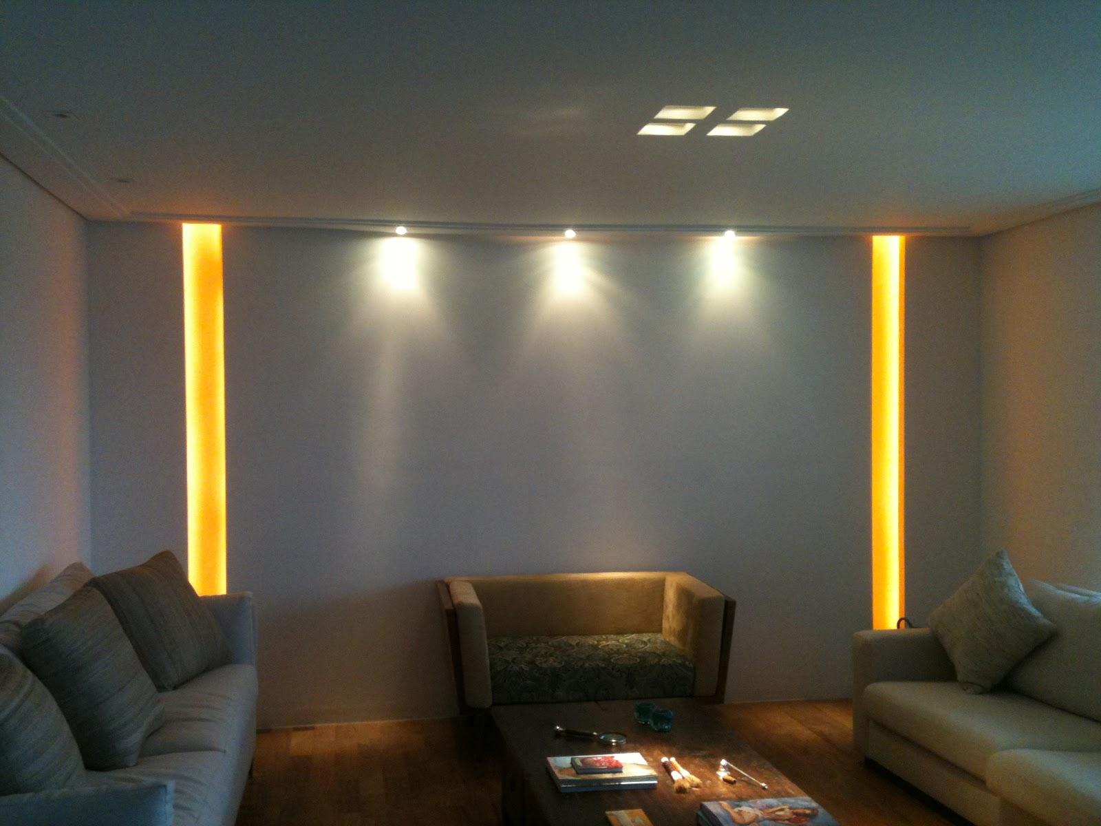 #CA9A01 Gesso Chikk * Simplesmente um Luxo*: Rasgo de luz na parede . 1600x1200 px Banheiro Parede Gesso 2453