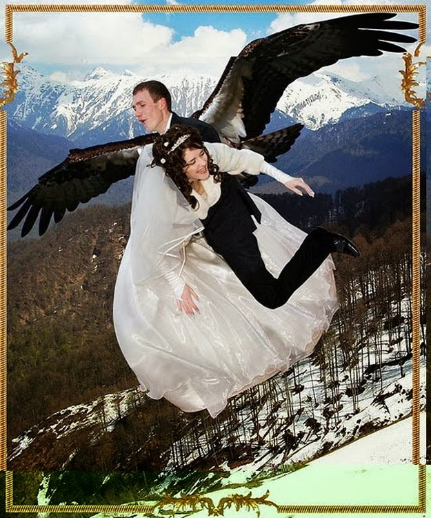 hilarious Russian wedding snaps6