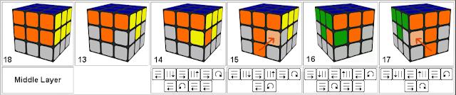04 solución visual rubik 3x3x3