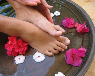 Tips Merawat Kaki ala Spa