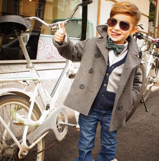 ألونسو ماتيو - الطفل ذو الخمس سنوات الذي اصبح اشهر عارض ازياء Alonso-Mateo4-550x55