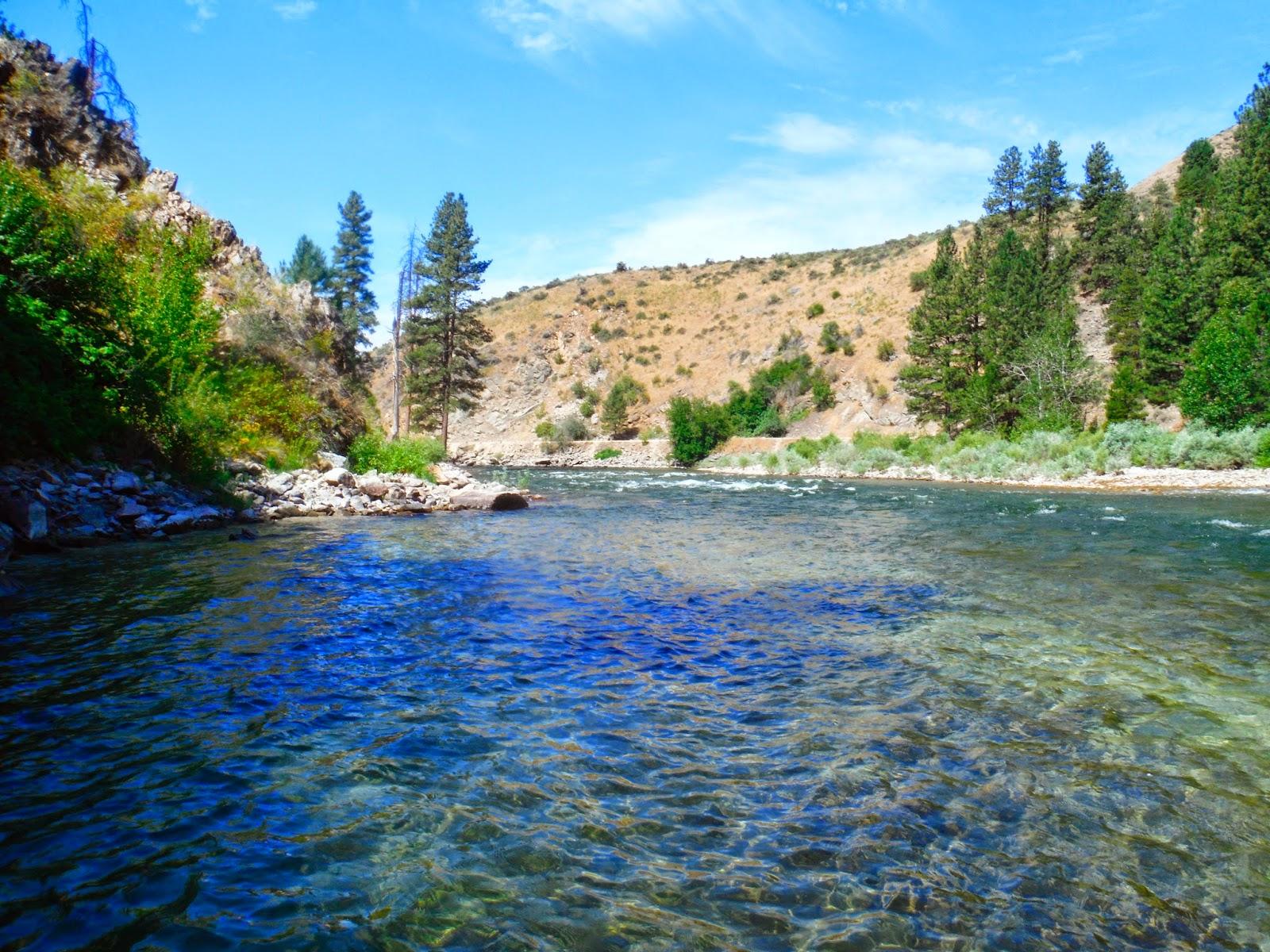 Erik s fly fishing blog july 2014 for Boise river fishing