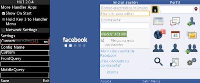 Internet gratis en tu celular con Facebook 3.0.1 HandlerUI204