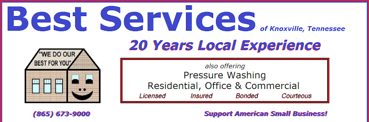 Best Services Of Knoxville Tennessee