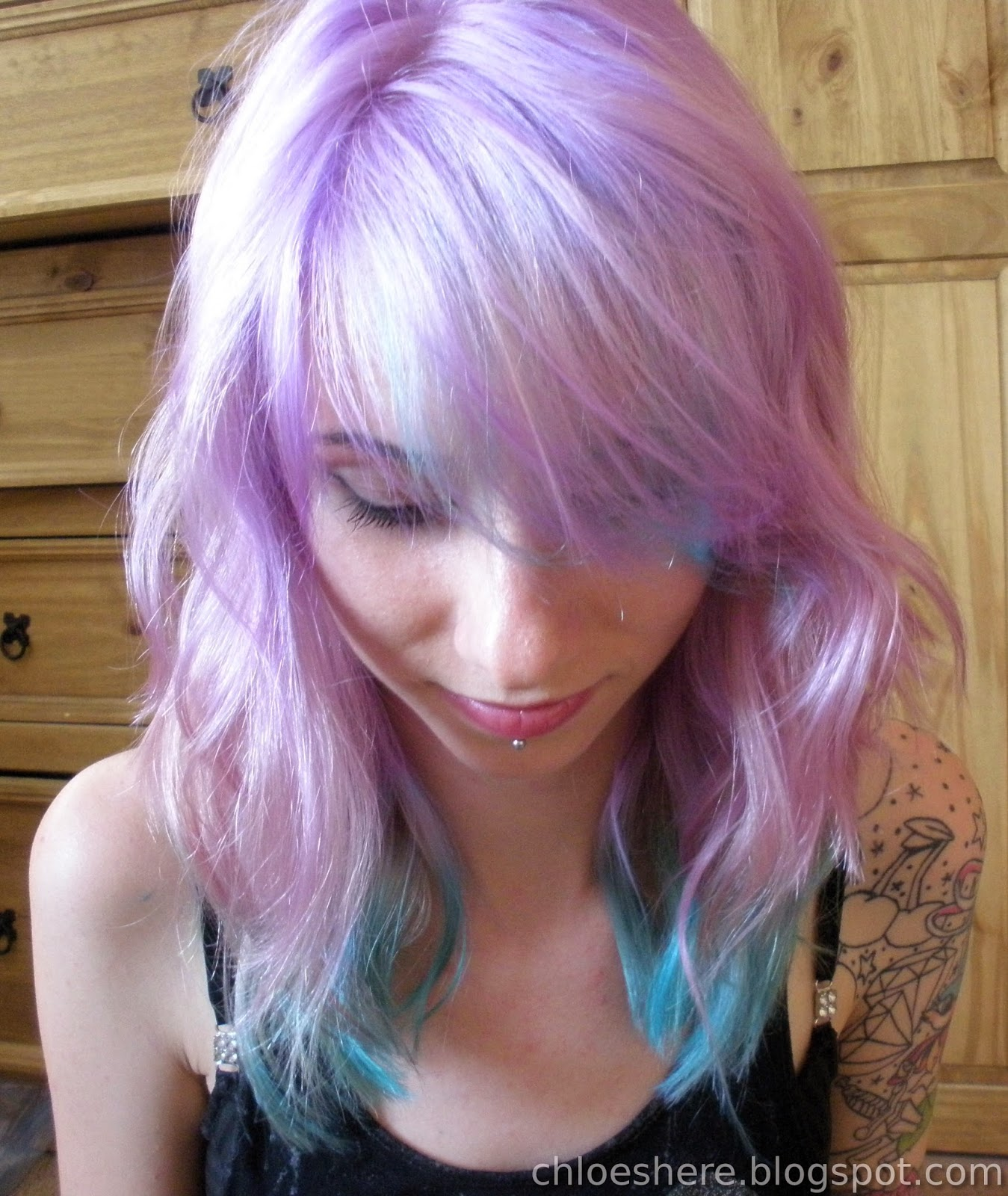 How to Dye your Hair Pastel Tutorial - The Complete Guide from ...
