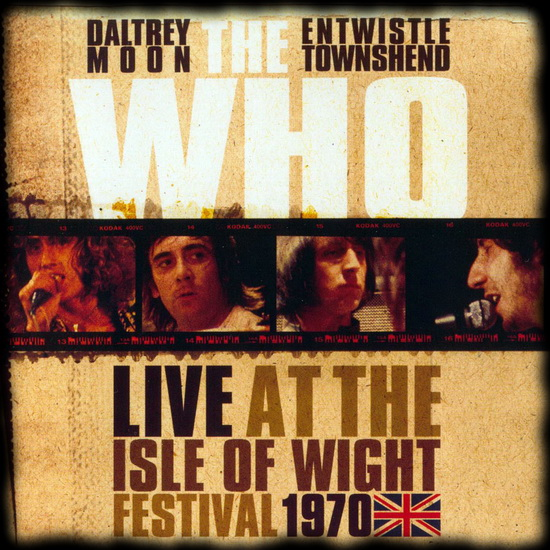 The Who - Live Isle of Wight 1970