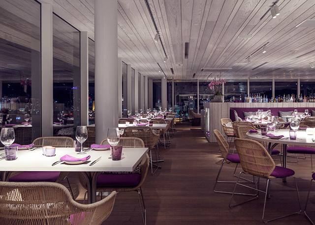 juvia penthouse in miami beach inspirations area. Black Bedroom Furniture Sets. Home Design Ideas