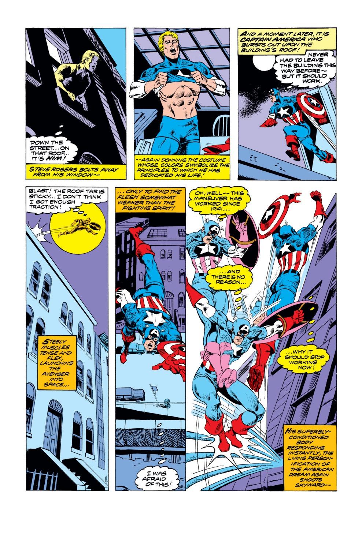 Captain America (1968) Issue #241 #156 - English 9