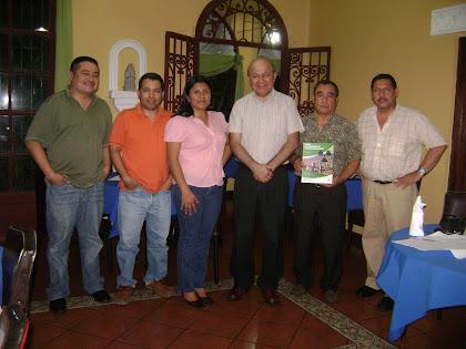 La FRALC en El Salvador