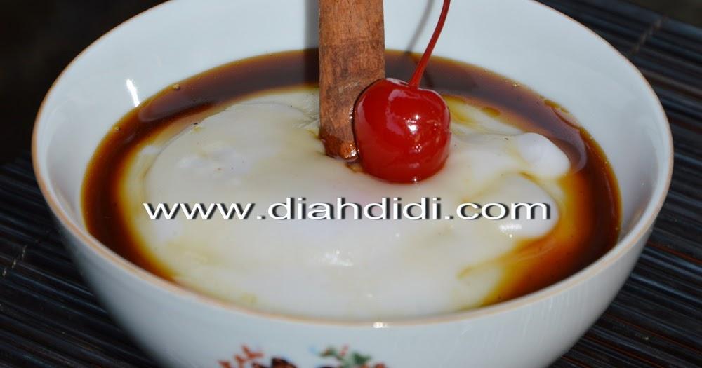 Diah Didis Kitchen Tips Membuat Bubur Sumsum Yang Enak Dan