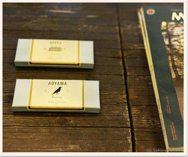 Psynopsis Aoyama Incense