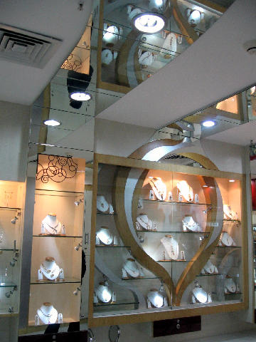 Jewellery Showroom Delhi- India