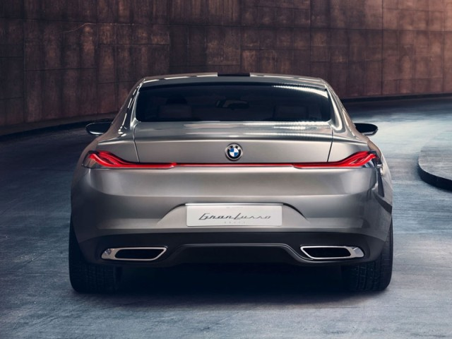 BMW Pininfarina Gran Lusso Coupe 2013