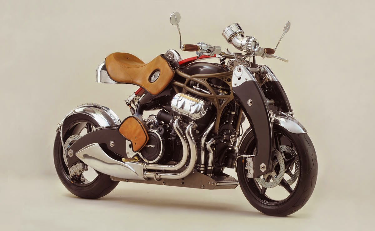 Bienville Concept Motorcycle