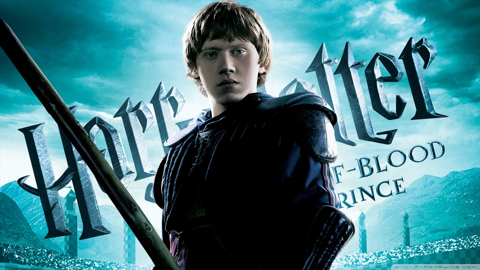 Ron Weasley Harry Potter Half Blood Prince Wallpaper