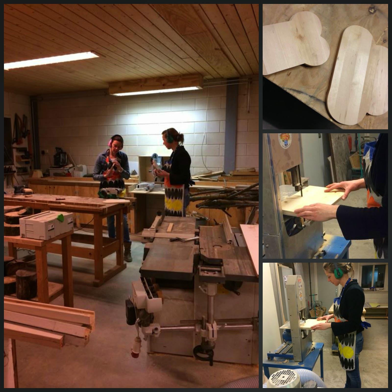 broodplankjes workshop houtbewerking myJPK
