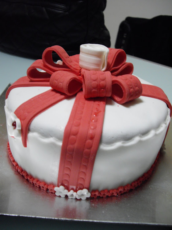 Primera tarta!!