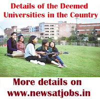 details+of+the deemed+universities+in+the+country