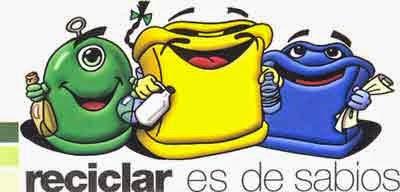 Recicla y cuida el ambiente