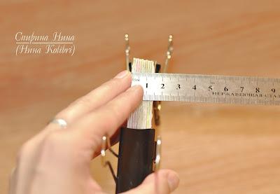Клей-карандаш окно расхода 21 гр IGS421