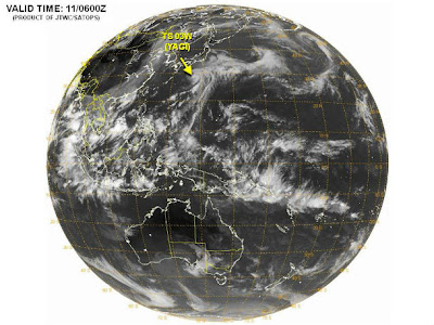 TORMENTA TROPICAL YAGI